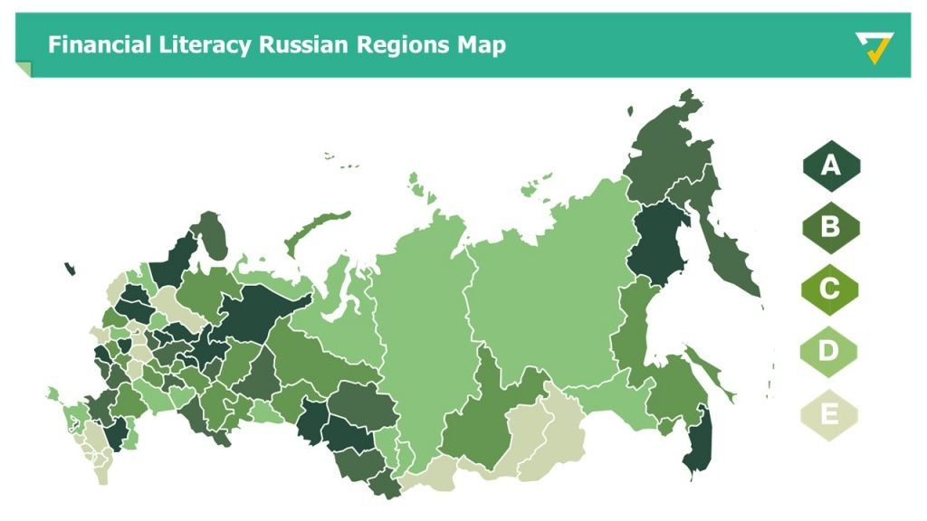 NAFI Financial Literacy Map